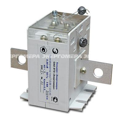 Трансформатор тока Т-0,66-1-У3