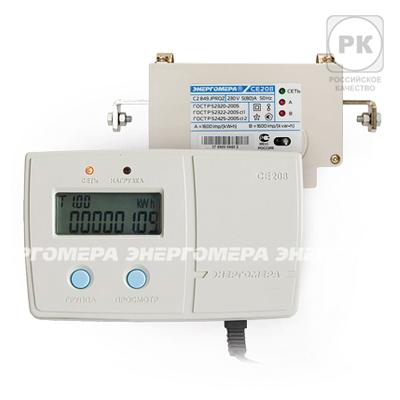 Счетчики электрические активной и реактивной энергии индукционные.